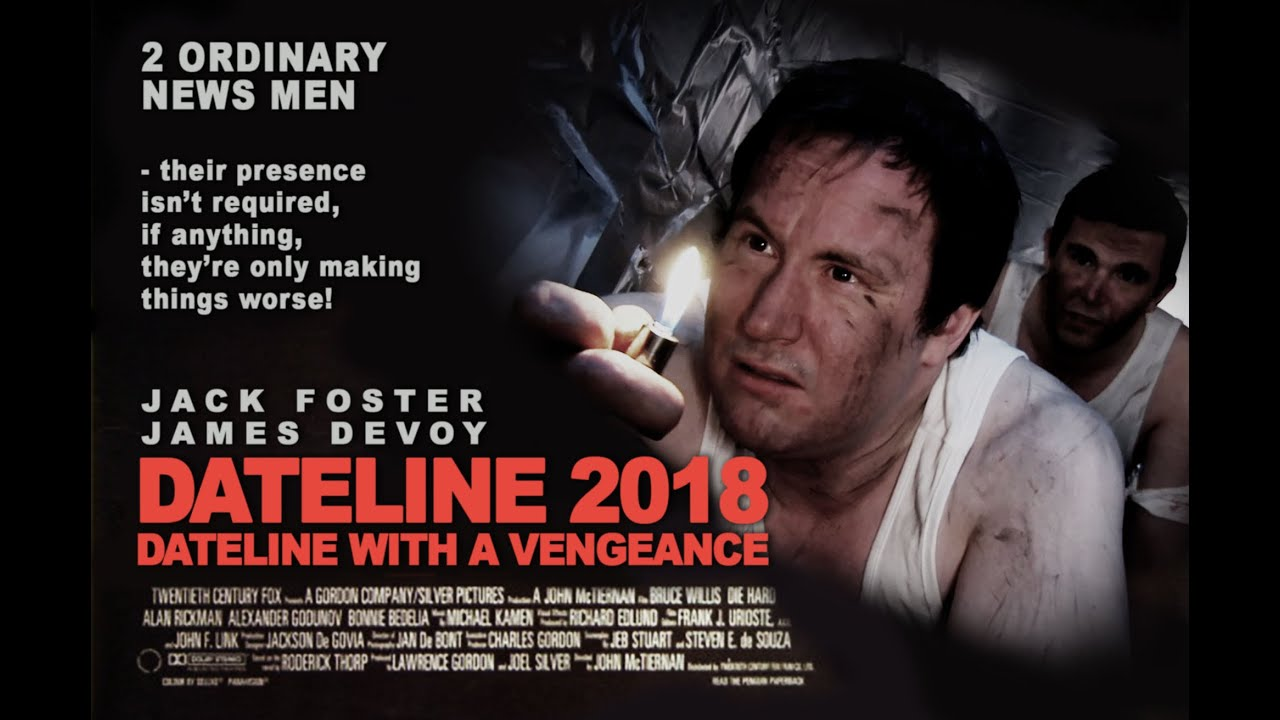 Christmas Presence Movie.Dateline With A Vengeance The Dateline 2018 Christmas Special