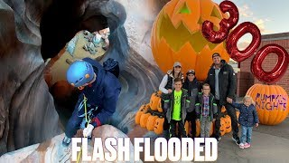 I COULD HAVE DIED... BUT I WOULD HAVE MISSED THIS! | FLASH FLOODED SLOT CANYON | 300,000 SUBSCRIBERS