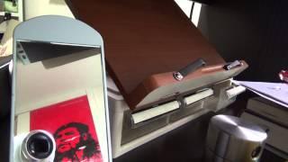 알루미늄 회전판 턴테이블, TV 컴퓨터모니터를 쉽게 회…