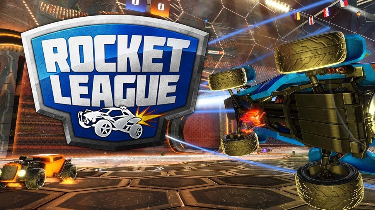 How To Download & Install Rocket League Free For PC - YouTube