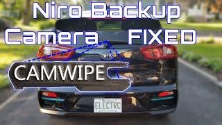Kia Niro EV Backup Camera - Fixed