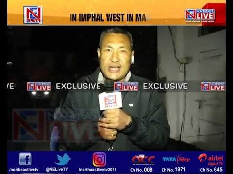 Blast in Imphal west; 4 injured