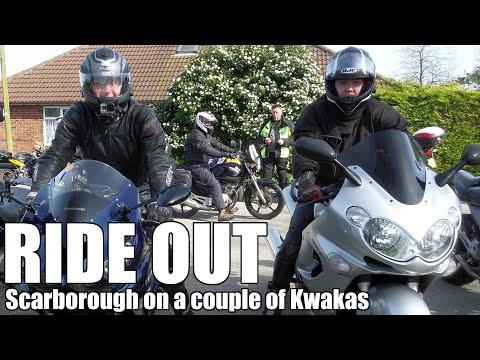 Scarborough on a couple of Kwakas