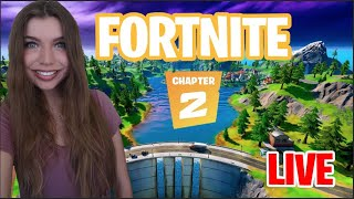 NAE SQUADS/DUOS & ZONE WARS/BOX FIGHTS | CODE: TORBEAR | LIVE | CONSOLE GIRL GAMER