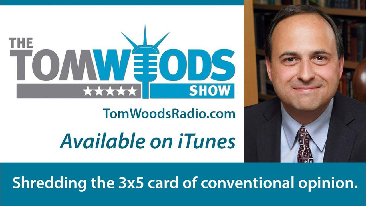 Download Ep. 1995 Jeff Deist and Tom Woods on What Must Be Done
