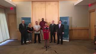 Philadelphia Forfeiture Victory Press Conference