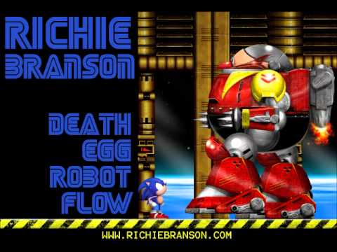Sonic The Hedgehog Rap Richie Branson Death Egg Robot Flow Nerdcool Youtube