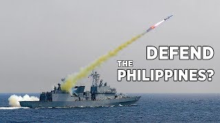 Would the US Support Philippines in South China Sea? | Mike Pompeo Defense | US News and Politics