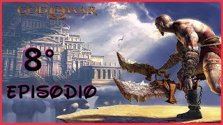 GOD OF WAR 1 - MODO HISTORIA EPISODIO 8
