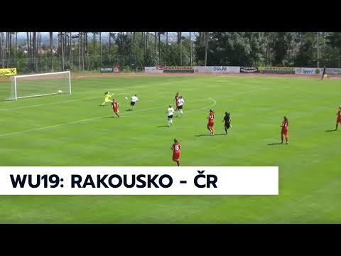 WU19: Rakousko - Česká republika 6:0 (2:0)