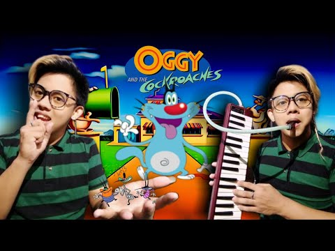 Oggy And The Cockroaches Intro | DJ-M Cover