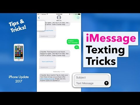 3 Awesome Tips & Tricks for iMessage