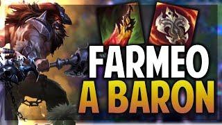 ¡HACER BARON SOLO CON ESTA BUILD ES SUPER FÁCIL!   League of Legends