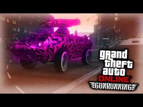 GTA 5 Online GUNRUNNING - Resupplying, Session War, Jobs, and MORE!