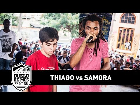 Duelo de MCs - Samora vs Thiago (Final) - Tradicional - 19/03/17