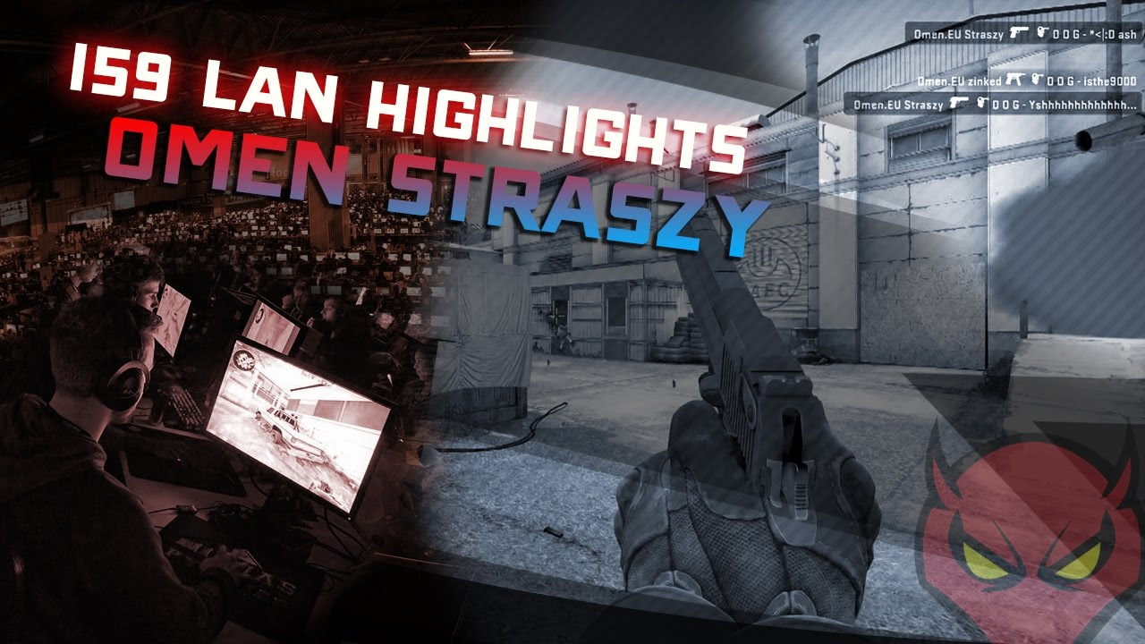 Omen straszy i59 lan highlights youtube for Sign of portent 3