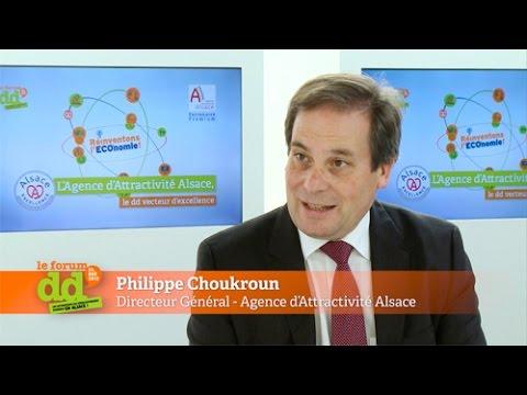 Forum dd 2015 - Parole de Partenaire - Agence d'Attractivité Alsace