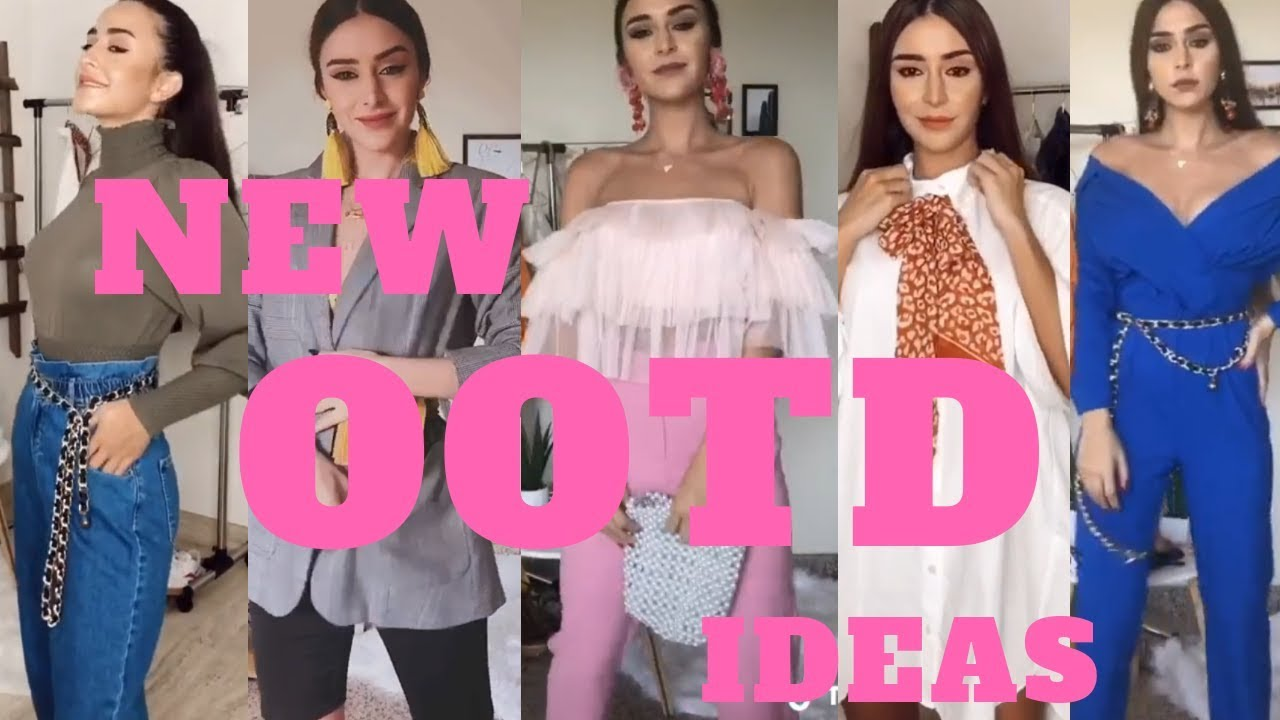 [VIDEO] - Outfits to copy right now #3 | #ootd ideas |  DIY EVERYTHING TV 4
