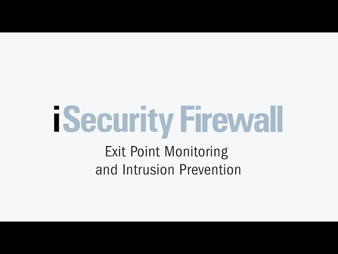 IBM i Firewall Software | Exit Point Monitoring for AS400/iSeries | SEA