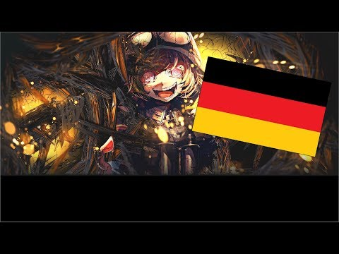 Youjo Senki Opening Full - JINGO JUNGLE MYTH & ROID [German Lyrics]