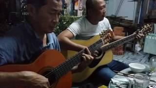 Song tấu guitar Xin còn gọi tên nhau