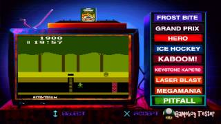 PS1 Activision Classics gameplay trailer HD