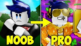 Noob to Pro: A Sad Roblox Movie