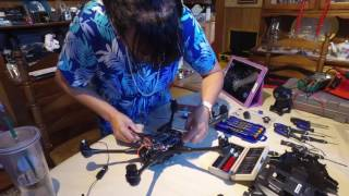 Install long ranger 2.4Ghz Antennas on Yuneec Typhoon H