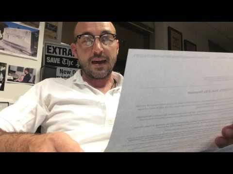 Ben Montgomery Reads Michael Brick