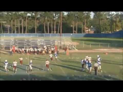 Jake Hammond St Frederick High School 7th Grade Highlights 2012