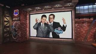 Mel Kiper and Todd McShay have fun with latest mock drafts | Get Up! | ESPN