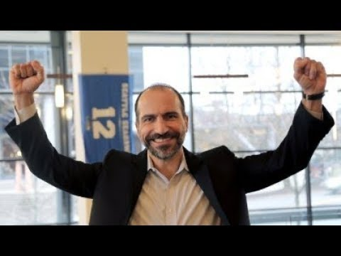 Here's one of Uber CEO Dara Khosrowshahi's new rules of the road: 'We do the right thing. Period.'