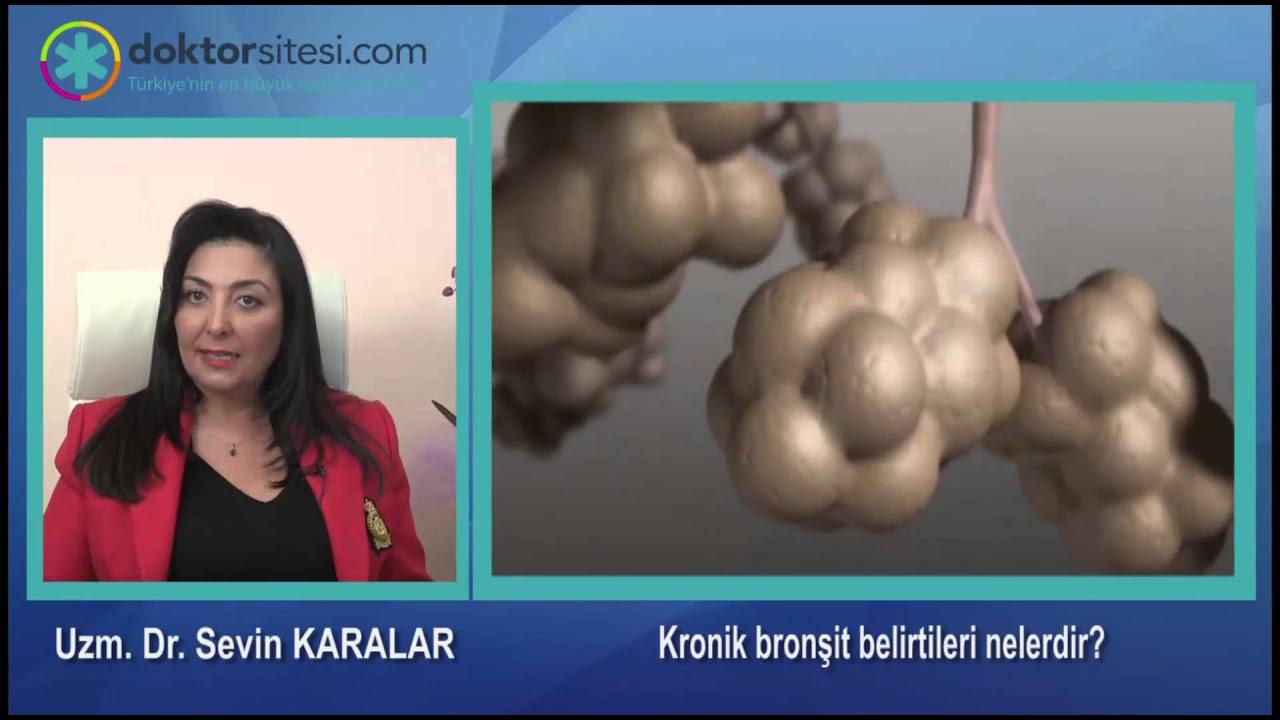 Bronşit nedir Belirtileri nelerdir ve tedavisi var mıdır
