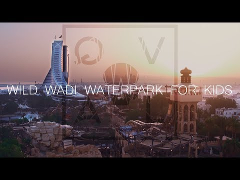 Wild Wadi Water park advertisement