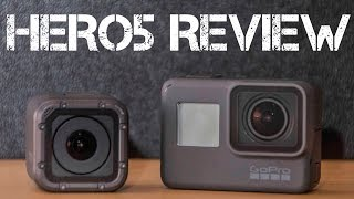 GoPro HERO5 Review   Black and Session