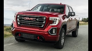 2019 GMC Sierra AT4 6.2L V-8 - Driving, Design and Interior