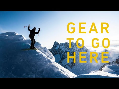 The Gear I Use For Backcountry Skiing // COMPREHENSIVE LIST