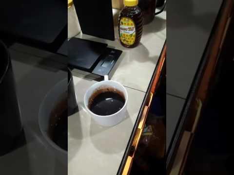 Latte Art Menggunakan Mesin Otten 708