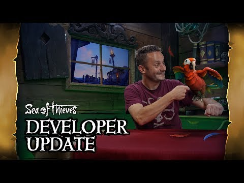 Official Sea of Thieves Developer Update: July 23rd 2019