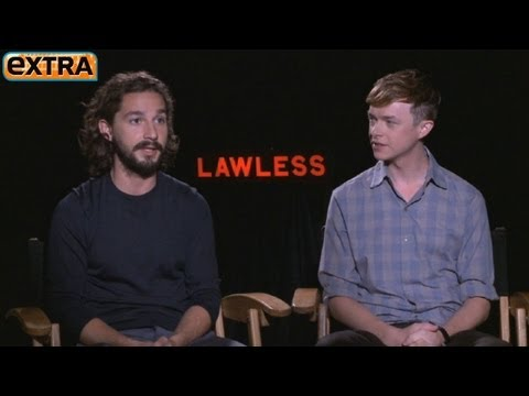 Shia LaBeouf on Real Sex Scenes: Im Willing to Do Whatever is Asked