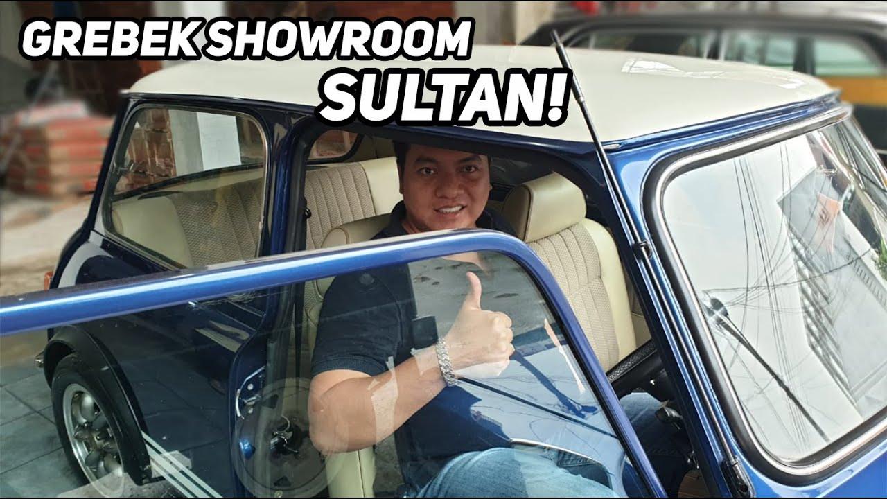 Nawarin mobil Langka ke SULTAN BINTARO..doi sibuk.. Grebek showroom mobil motor KHUSUS RARE