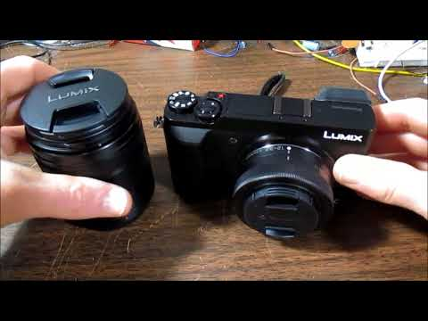 New camera a subscriber bought for me - Panasonic GX85