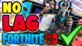 ✔️ remove the LAG in FORTNITE's [solution] and Nintendo SWITCH TEXTURES