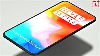 OnePlus 6T - In-Display Fingerprint Scanner, 3D Face Unlock, Pop Up Camera, Snapdragon 845 !