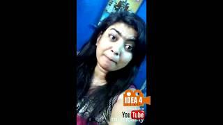 Tamil Cute Anchor Anusai VJ  Dubsmashs