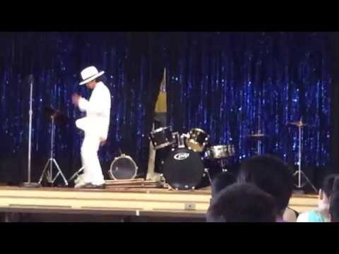 Pierrepont School Talent Show - Smooth Criminal