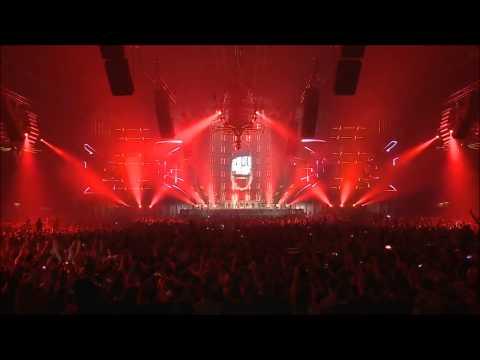 HardBass 2012 Live :: Lose My Mind - Wildstylez & Brennan Heart [Team Yellow] HD