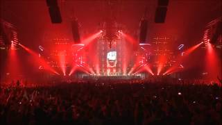 HardBass 2012 Live :: Lose My Mind - Wildstylez & Brennan Heart [Team Yellow] HD