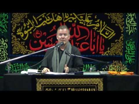 Dr. Markus Gerhold - Muharram Ashura 2013 - Bochum Germany - deutsche Rede