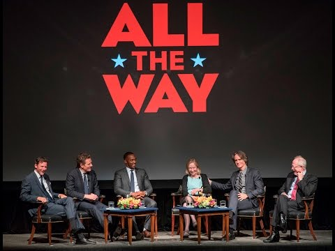 "HBO Film ""All The Way"" Discussion at LBJ Library"
